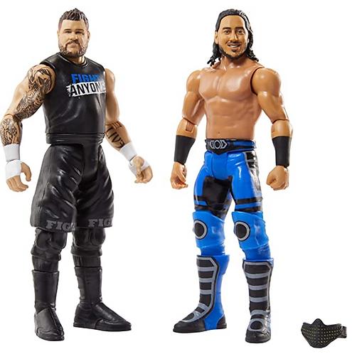 WWE BATTLE PACK ALI v KEVIN OWENS #65
