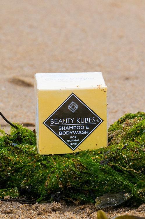 Beauty Kubes Shampoo & Bodywash- Normal Hair