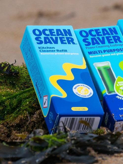 Ocean Saver Kitchen Degreaser EcoDrop Refill- Citrus Kelp