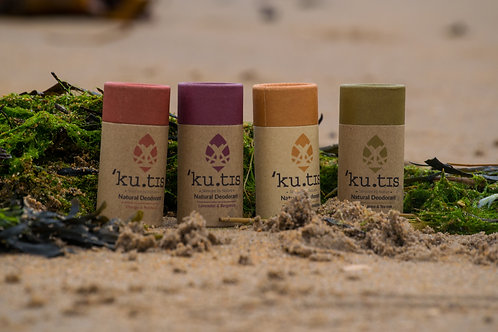Kutis Skincare Natural Deodorant