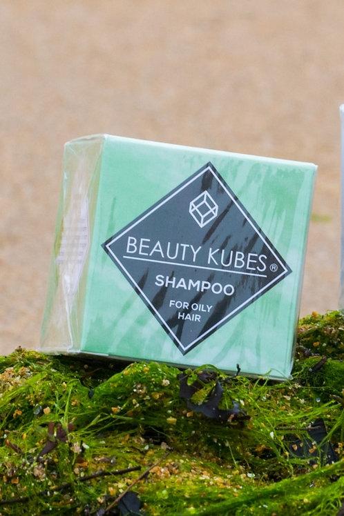 Beauty Kubes Shampoo, Oily Hair