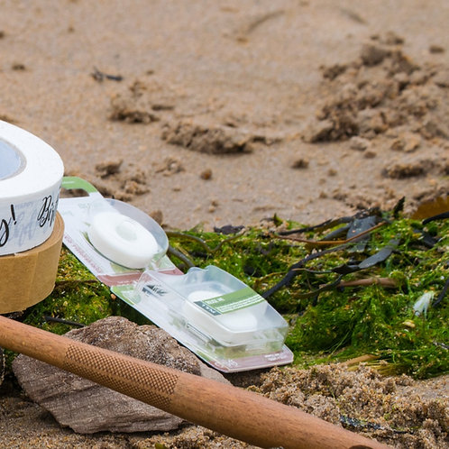 Eco Living biodegradable Dental Floss