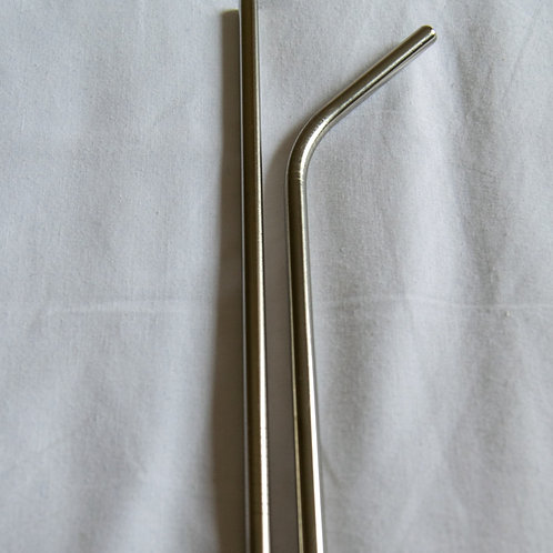 Stainless Steel Metal Drinking Straw