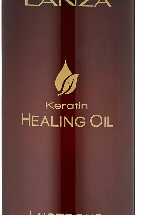 LANZA HEALING OIL LUSTEROUS SHAMPOO 32 FL OZ