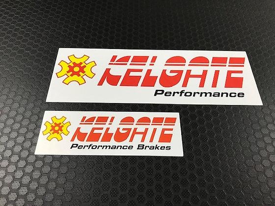 Kelgate Sticker