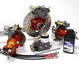 Kelgate GT4 front brake system