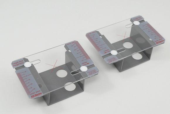 R3 Caster Alignment Laser System