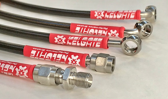 Brake Hoses - Lengths up to 130cm (various end-fittings available)