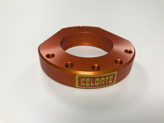 Bearing Housing - 62mm Solid for 30mm Axle