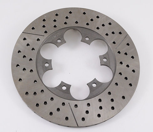 Brake Disc-Fully Ventilated