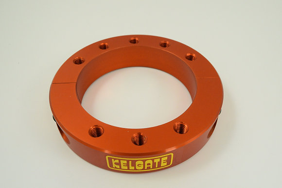 Bearing Housing - 80mm Split/Even for 40 or 50mm Axle