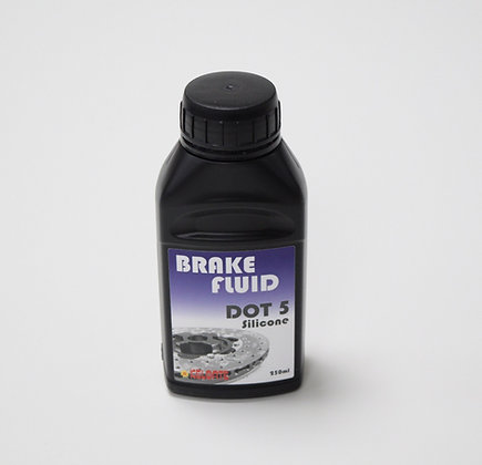 Brake Fluid - DOT 5 Silicone (250ml)