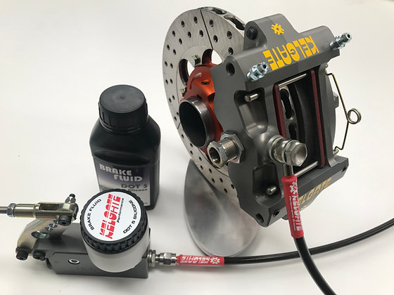 KA4R Brake System