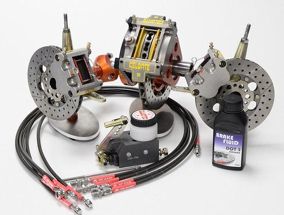 SuperKart Brake System