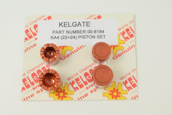 Piston Set - KA4 Caliper