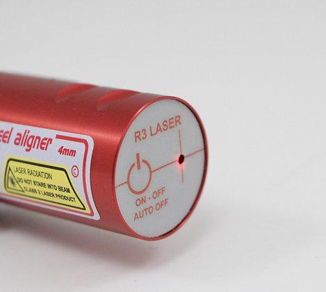 R3 Laser Chain Wheel Aligner (4mm)