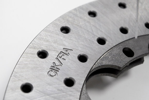 Brake Disc - 12mm x 200mm (GTK)