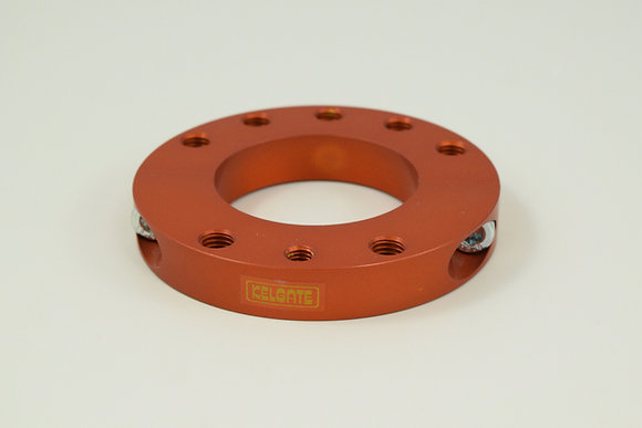 Bearing Housing - 62mm for 30mm Axle (3 point Fixing)