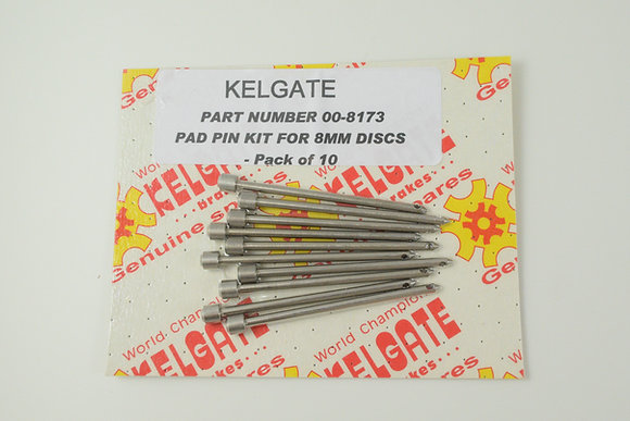 Pad Pin Kit - K Caliper (Pack of 10)