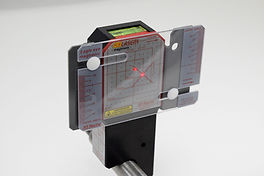 Kelgate Laser Alignment Maste Kit for Toe Camber Caster and Chassis / Axle Squareness readings