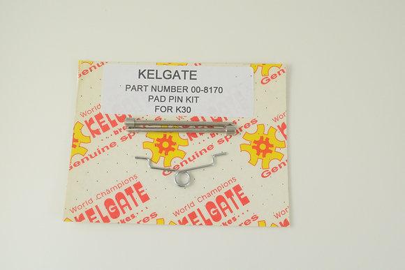 Pad Pin Kit - K Caliper