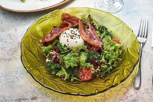 Зелений ранковий салат