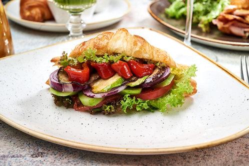 Вегетаріанський круасан