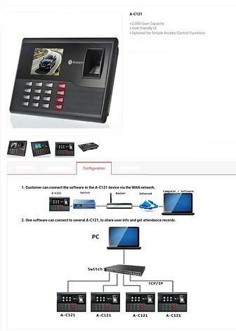 جهاز البصمة للموظفين اجهزة البصمة مراقبة