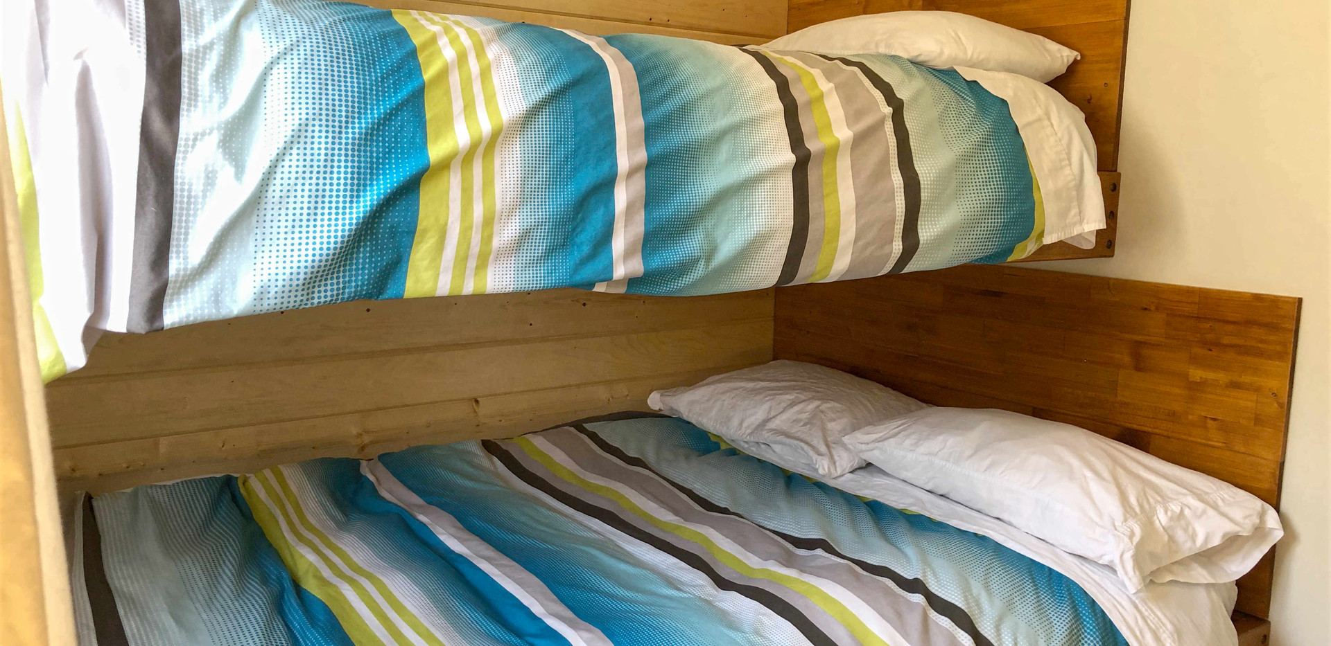 Fraser Cove Cabin, Bunk Beds