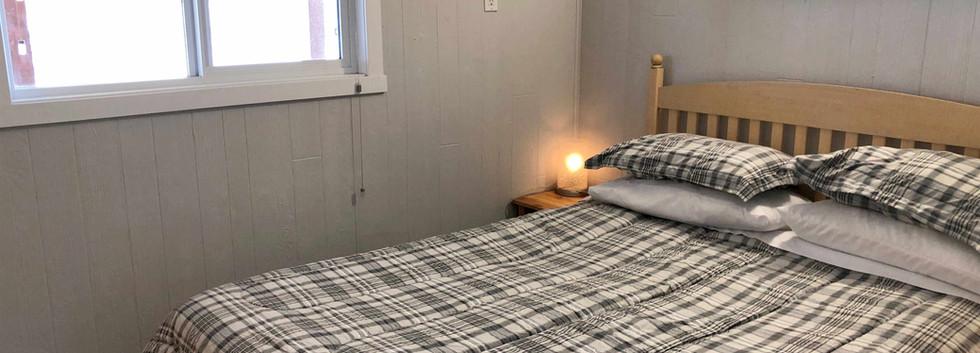 Master Bedroom, Fraser Cove Cabin