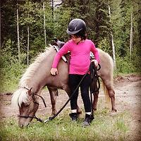 horsemanship cariboo blue farm