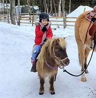 pony rides Quesnel BC