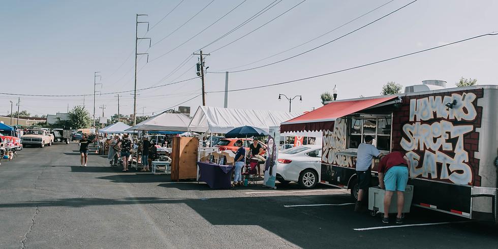 Fall Outdoor Vendor Market