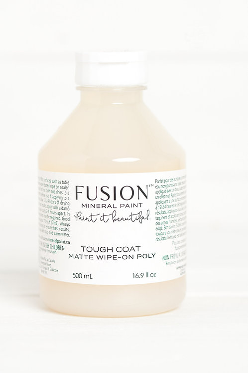 Tough Coat Matte Wipe-on Poly