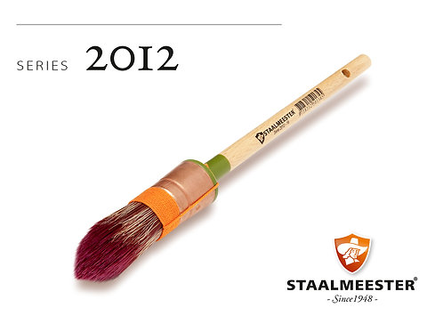 Staalmeester Pointed Sash Brush