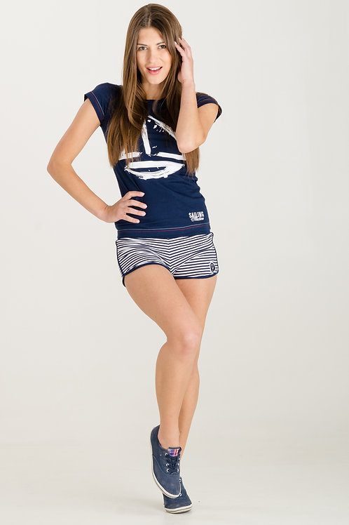 Shorts striped