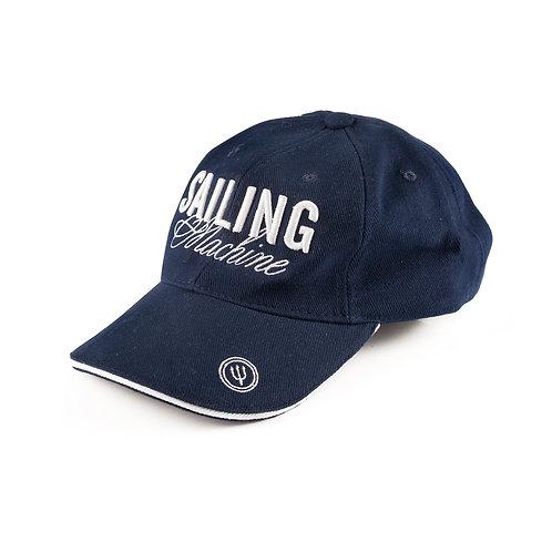 Cap Sailing Machine navy