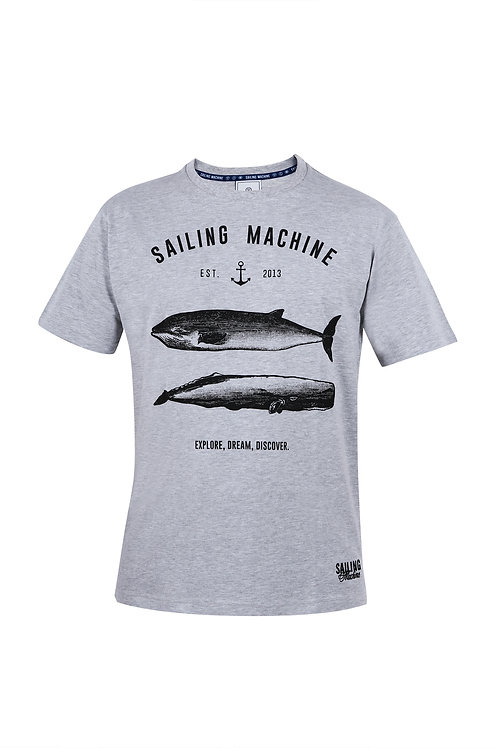 T-shirt Whales