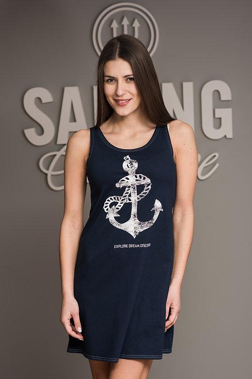 Dress Anchor Sleeveless