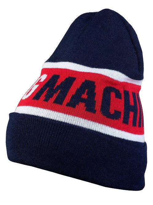 Winter Hat red stripe