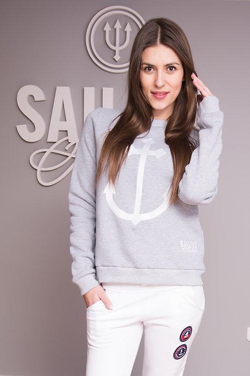 Sweatshirt Basic Anchor