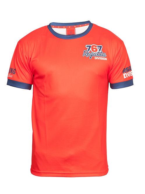 Technical T-shirt 767RD Red