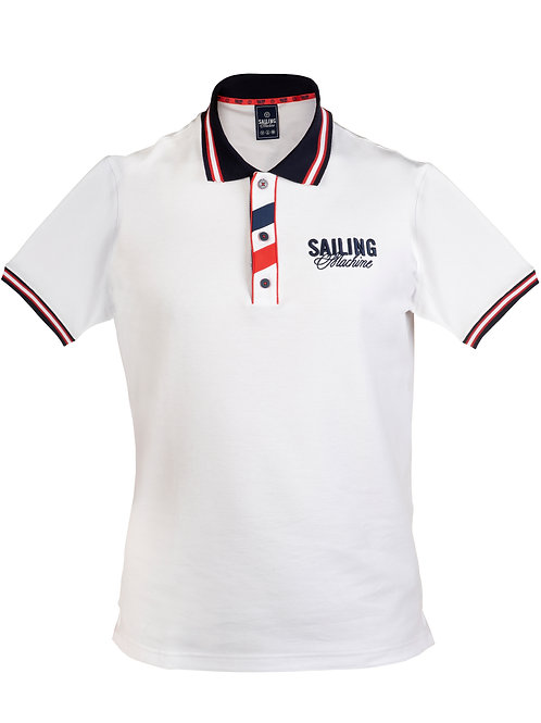 Polo Marina White