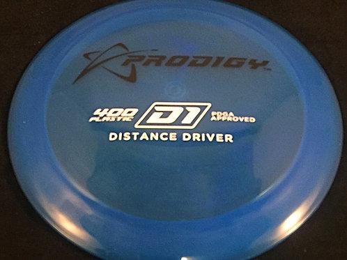 Prodigy 400 Series D1