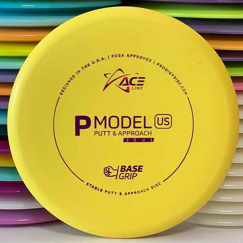 Prodigy Ace Line BaseGrip P Model US