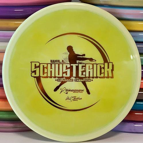 Will Schusterick Signature Series Spectrum 750 A3