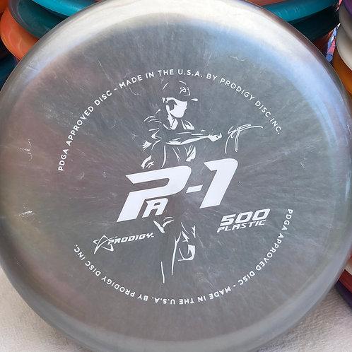 2020 Seppo Paju Signature Series 500 Pa1