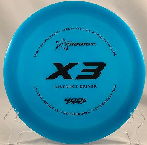 Prodigy 400g X3