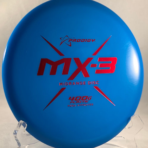 Prodigy 400g MX-3