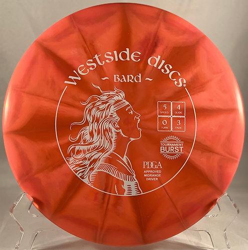 Westside Discs TP Burst Bard